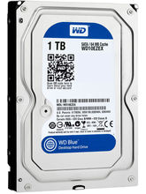 WD 1TB Blue Desktop Internal Hard Drive (WD10EZEX)