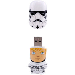 Mimobot Stormtrooper Unmasked Pen Drive, 8 gb, standard-multicolor