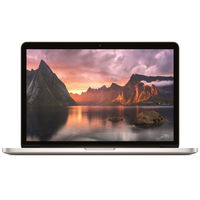MacBook Pro /13-inch /Retina dual core i5 2.6GHz/ 8GB RAM/ 128GB HDD /Iris Graphics-MGX72HN/A,  silver