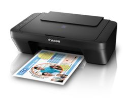 Canon Original Pixma E470 All-In-One Colour Inkjet Printer