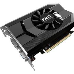 Palit NE5X65T01341-1072F (GeForce GTX 650) Ti 2GB GDDR5 Graphics Card, multicolor