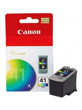 Canon CL 41 Tricolour Ink Cartridge (CMY), multicolor