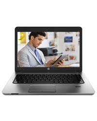 HP 440 G2 (L9S58PA) Notebook (5th Gen- Ci3/ 4 GB RAM/ 500 GB HDD/ Win 8.1),  black
