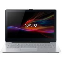 Sony VAIO SVF15N17SN Laptop,  silver