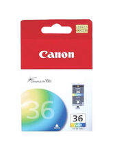 Canon CLI-36 CLR Ink Cartridge, multicolor
