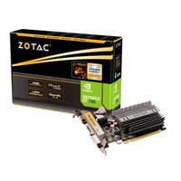 Zotac ZT-71115-20L GeForce GT 730 4GB Zone Edition