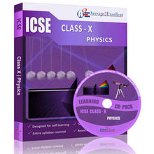 ICSE Class 10_ PHYSICS STUDY PACK(A2EIC1016), multicolor