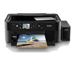 Epson L850 Multifunction Photo Printer, black