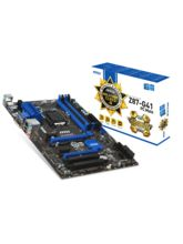MSI (Intel Z87-G41 PC Mate) Motherboard, multicolor