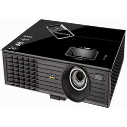 ViewSonic Networkable XGA Projector (PJD 6223), black