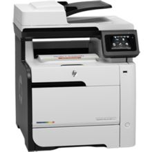 HP LaserJet Pro 400 color MFP M475dn,  white