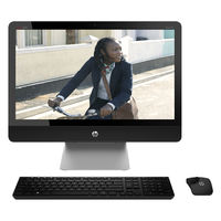 HP ENVY Recline 23-k100in TouchSmart All-in-One Desktop PC (F7H73AA), multicolor
