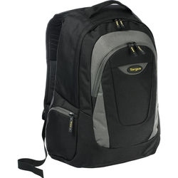 Targus 16 Inch Trek Laptop Backpack, standard-black