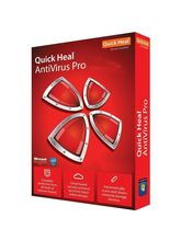 Quick Heal AntiVirus Pro 1 User 1 Year
