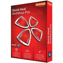 Quick Heal AntiVirus Pro, 5 users, multicolor