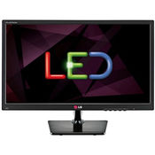LG 15.6 Inch LED Monitor-16EN33S,  black