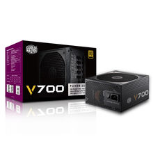 Cooler Master Vanguard 700W PSU,  black