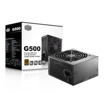 Cooler Master G500 PSU,  black