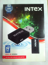 Intex W300UA 300 Mbps mini wireless usb adapter
