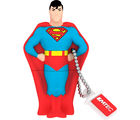 Emtec Super Heroes 3D (superman) 8GB, blue red