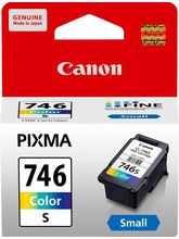 Canon CL 746 S Multicolor Ink Cartridge, multicolor