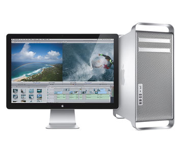 Apple Mac Pro (MD770HN-A),  silver