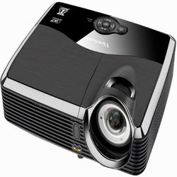 ViewSonic Portable XGA Projector (PJD 5353), black