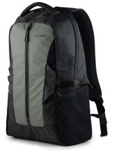 CLiPtec CFP103PK MOMENTUM 14.1 Inch Notebook Backpack, grey