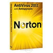 Norton Antivirus 2011 HI 1 User Mm, standard-yellow, 1 user