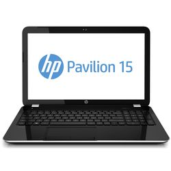 HP Pavilion 15-n007AX Laptop (AMD Accelerated Processor / 8GB/ 1TB/ Win8/ 2GB Graph),  black