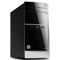 HP 500-223IX Desktop Pc,  black
