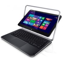 Dell XPS 12 Ultrabook Laptop (XPS 12-Core i7-8GB-256GB-Windows 8-Touch), anodized aluminium