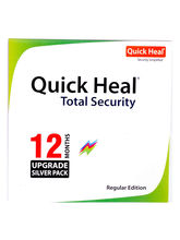 Quick Heal Total Security Upgrade Regular Edition, 1 year, 1 user