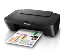 Canon Pixma E410 Multi Function Colored Printer