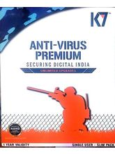 K7 Antivirus Premium 1 User / 1 Year