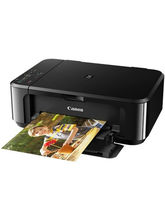 Canon Pixma MG3670 All-in-One Inkjet Printer, black