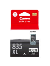 Canon PG-835XL In Ink Cartridge, black