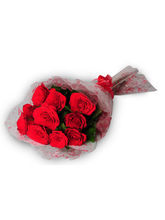Red Roses Bouquet - EXDFNP45