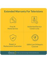 Extended Warranty for TV (32k to 55k) for 2year by OnsiteGo