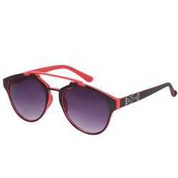 Alee Full Rim Unisex Wayfare Sunglasses,  red