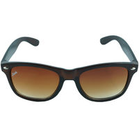 Ainak Brown Wayfarers Sunglasses AI-0004-AIC4, brown, brown