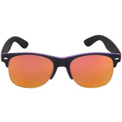 Alee Full Rim Unisex Wayfare Sunglasses,  purple