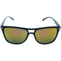 Ainak Green Wayfarers Sunglasses AI-0032-AIC32, green, black