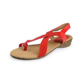 Assort Casual Sandal 104,  red, 7