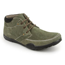 Bacca Bucci Men's Casual Shoes, 9, olive