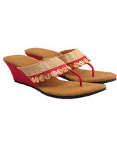 Maalpani Gini Wedges For Women - MAP09009, 7, multicolor