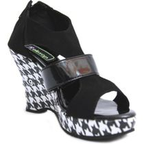 Relexop Sunny Shine Wedges, black, 38