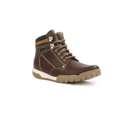 Bacca Bucci Men s Boots, 10,  brown