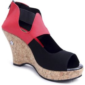 Relexop Royal Highness Wedges, pink, 37