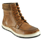 Bacca bucci Genuine Leather Men's boots, 7,  brown